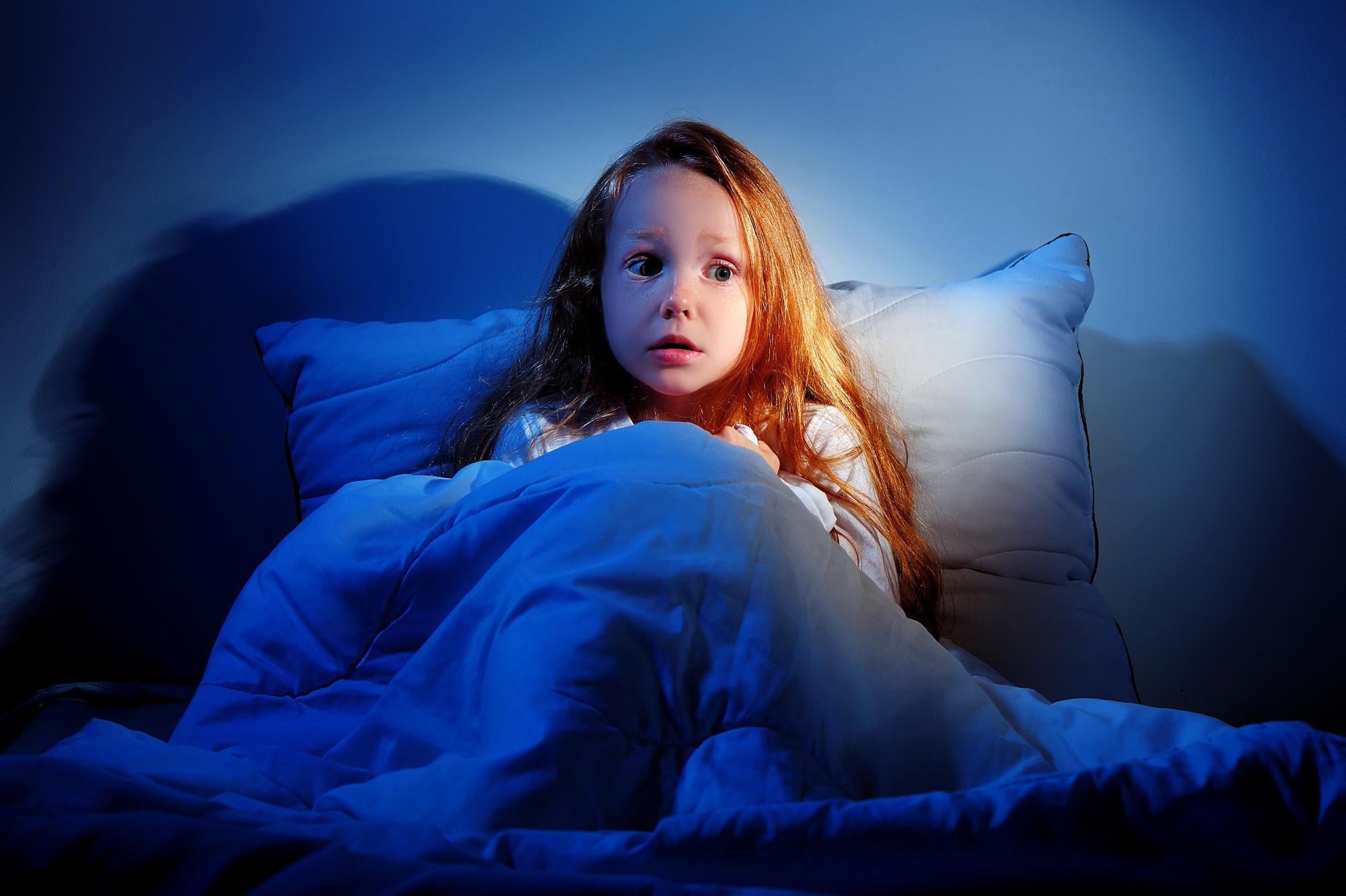ночной страх у ребенка
