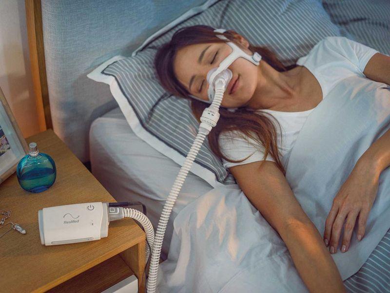 Аппарат для коррекции сна