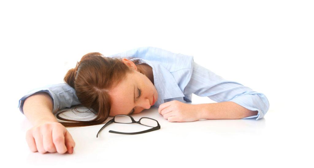 Повышенная сонливость