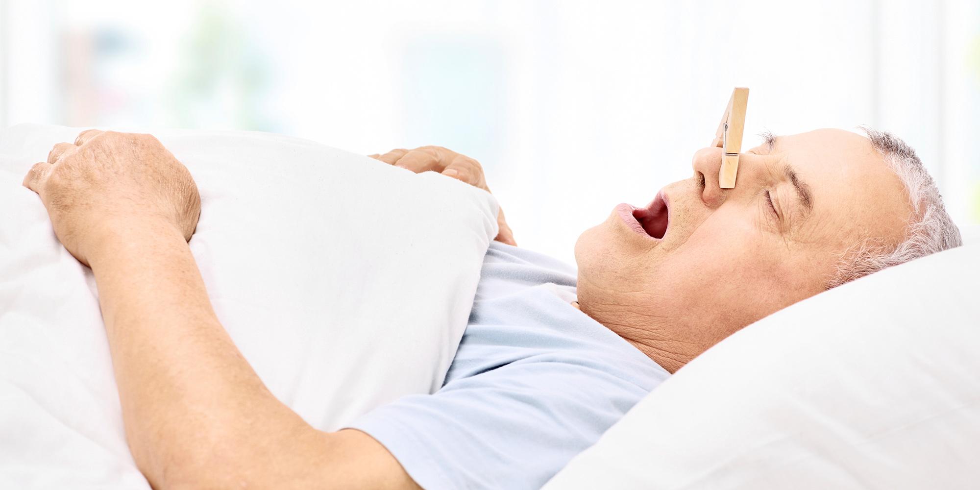 Причины апноэ во сне у взрослых