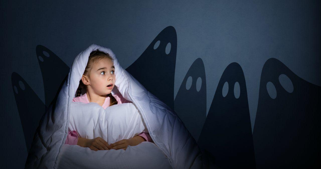 Ночные кошмары ребенка причины